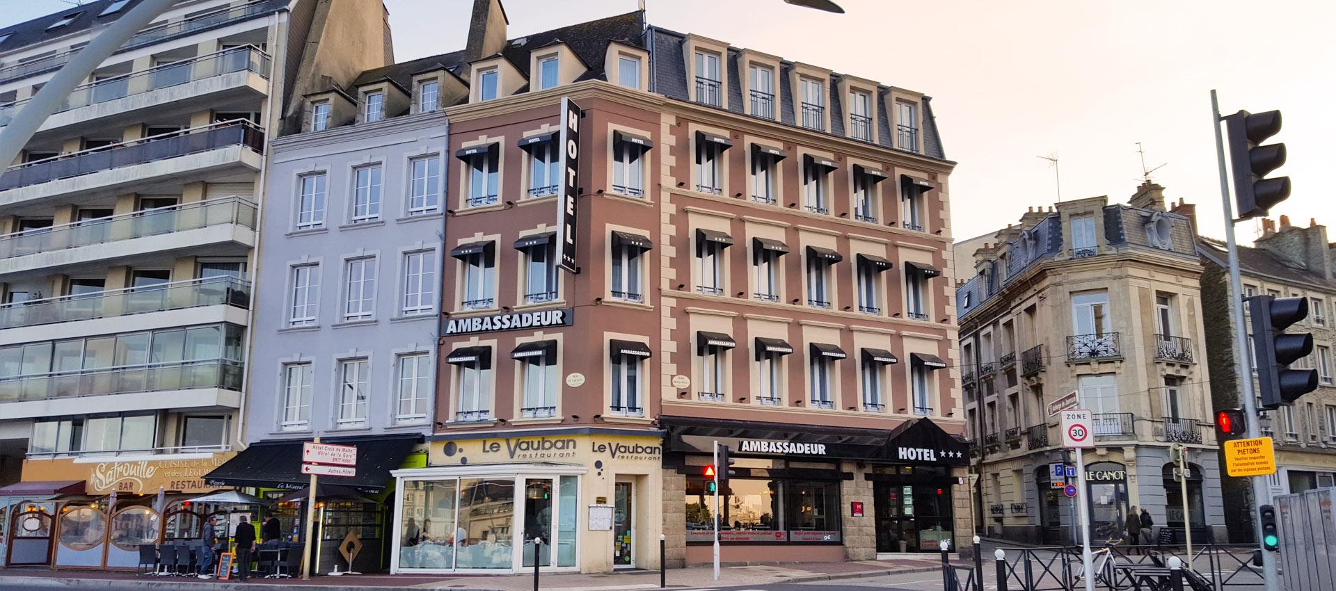 Hotel Proche Cherbourg